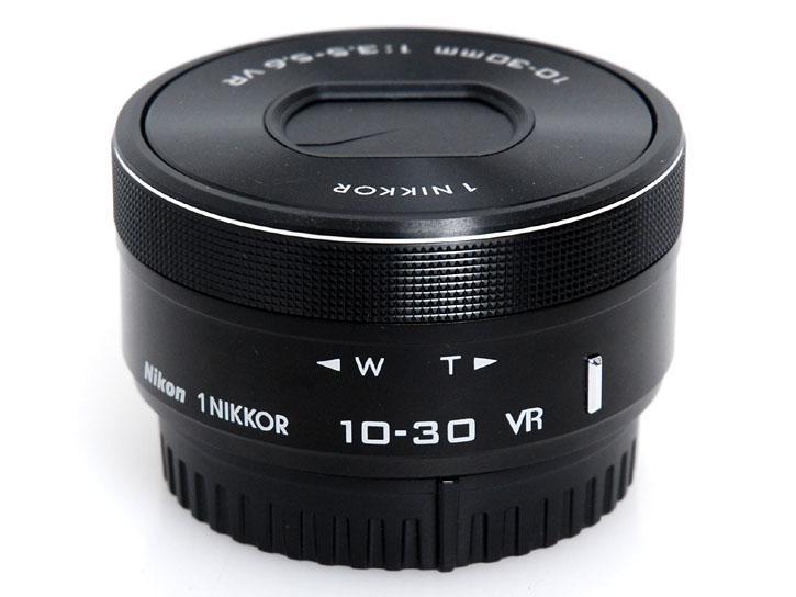 1 NIKKOR VR 10-30mm f/3.5-5.6 PDZ 黒