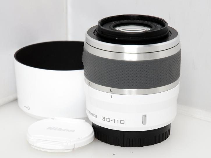 1用 NIKKOR VR 30-110mm f/3.8-5.6 (白)