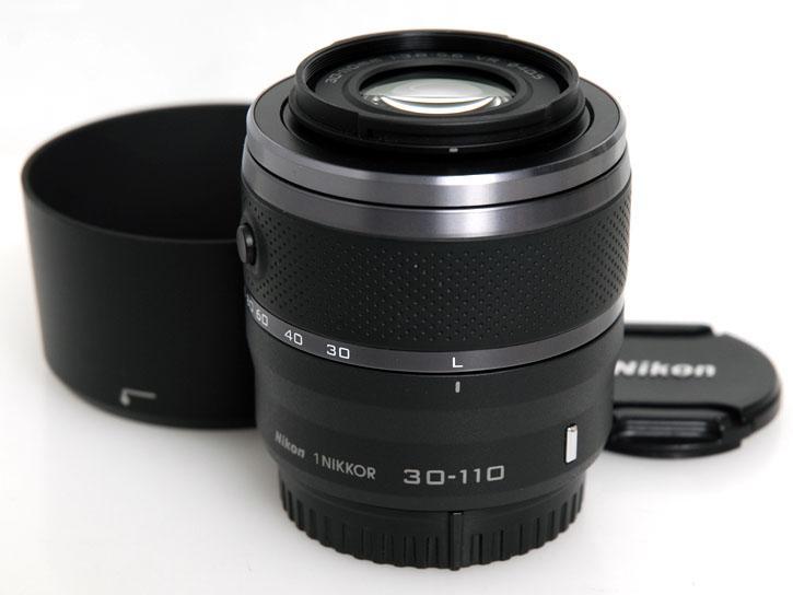 1 NIKKOR VR 30-110mm f/3.8-5.6 [ブラック]