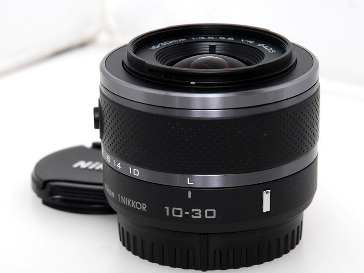 1 NIKKOR VR 10-30mm f/3.5-5.6 【黒】
