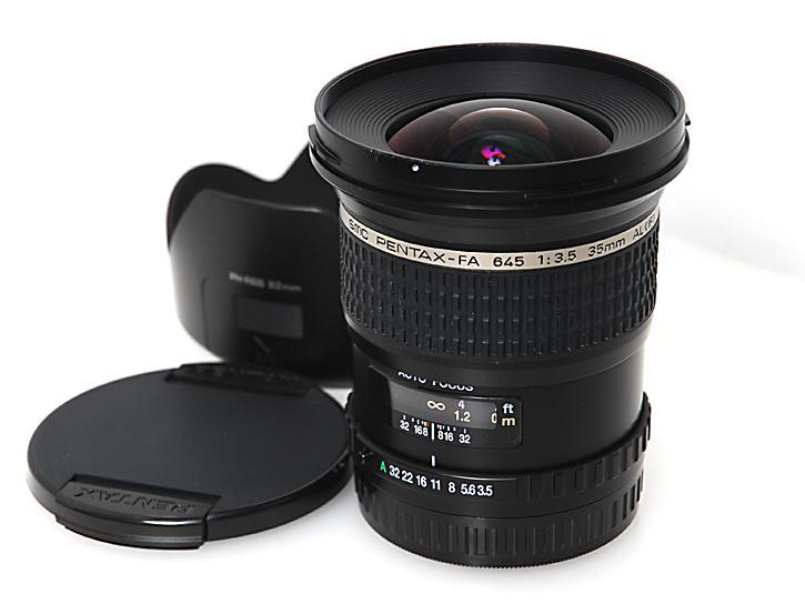 FA645 35mmF3.5AL[IF]