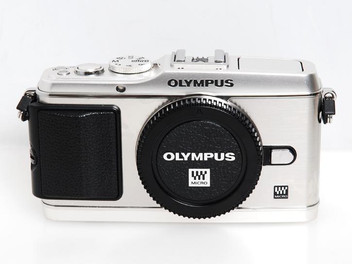 OLYMPUS PEN E-P3 ボディ [シルバー]