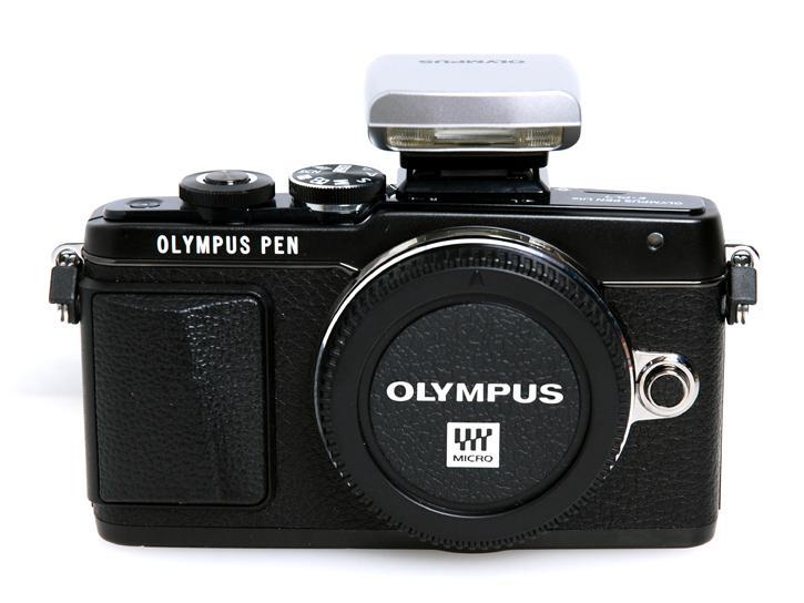 OLYMPUS PEN Lite E-PL7 ボディ [ブラック]