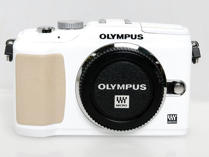 OLYMPUS PEN Lite E-PL2 ボディ [ホワイト]