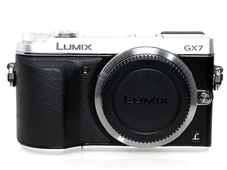 LUMIX DMC-GX7-S ボディ [シルバー]