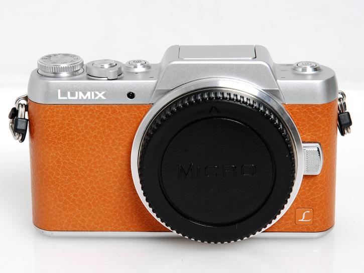 LUMIX DMC-GF7 ボディ [ブラウン]