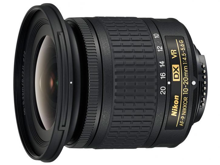 AF-P DX NIKKOR 10-20mm f/4.5-5.6G VR 新品