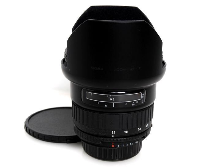 AF 21-35mm F3.5-4.2 Nikon AF用