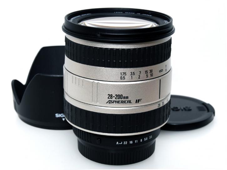 28-200mm F3.5-5.6 DL HYPERZOOM MACRO  (ペンタックスマウント)