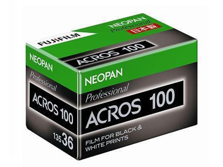 ACROS100 NP 36EX 1P [ネオパン100ACROS(35mmサイズ)36枚撮 単品] 新品