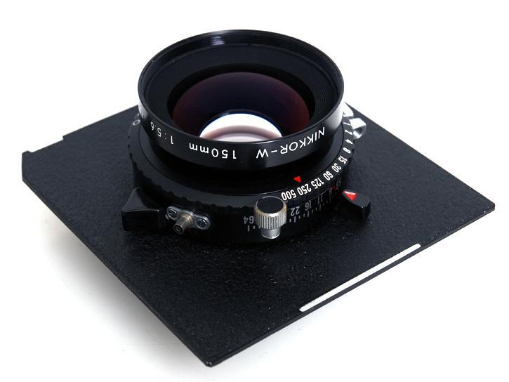 ニッコールW 150mm F5.6