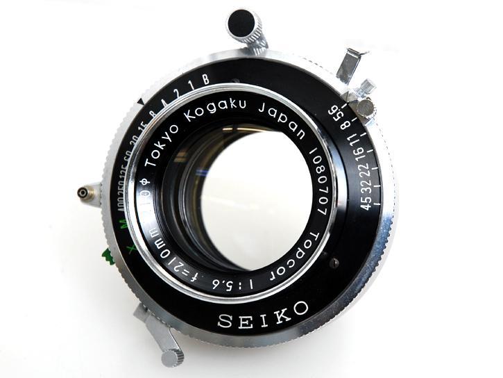 トプコール210mm F5.6