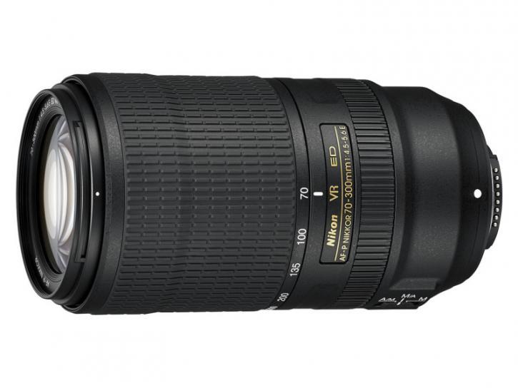 AF-P NIKKOR 70-300mm f/4.5-5.6E ED VR 新品