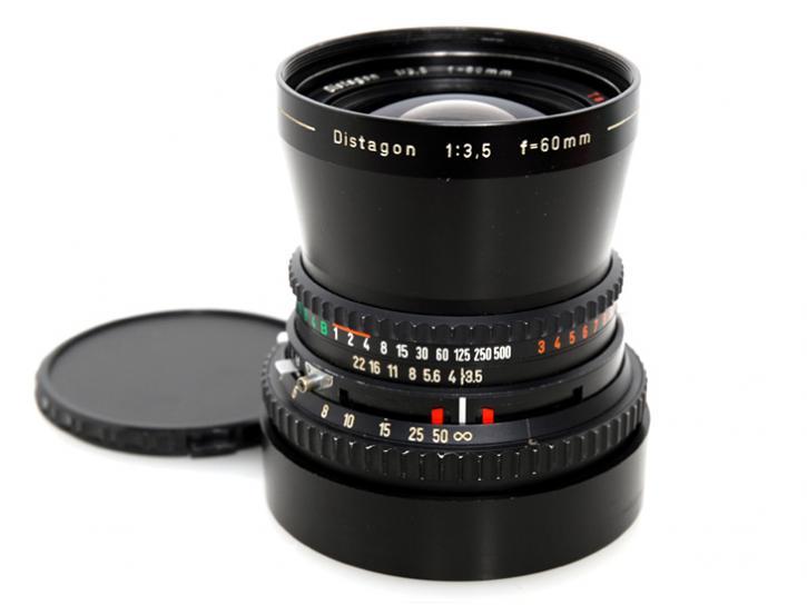 C ディスタゴン 60mm F3.5