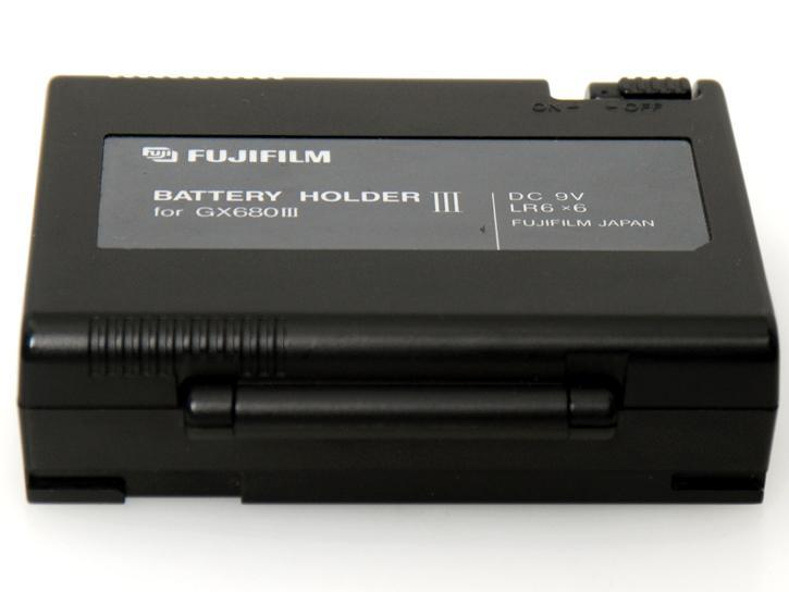 GX680 III型用 単3バッテリーホルダー