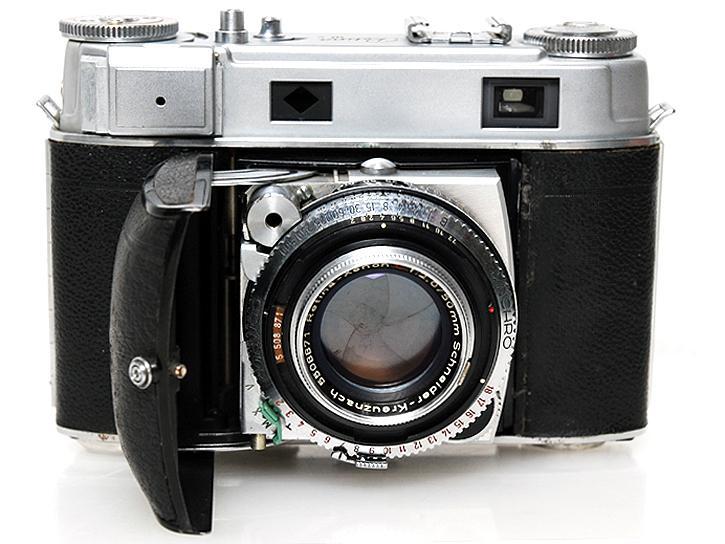 レチナIIIC 50mm F2付