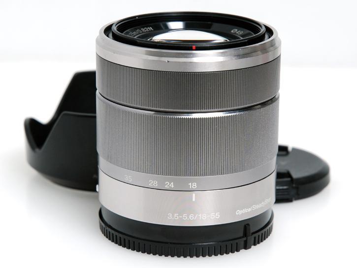 E18-55mm F3.5-5.6 OSS SEL1855