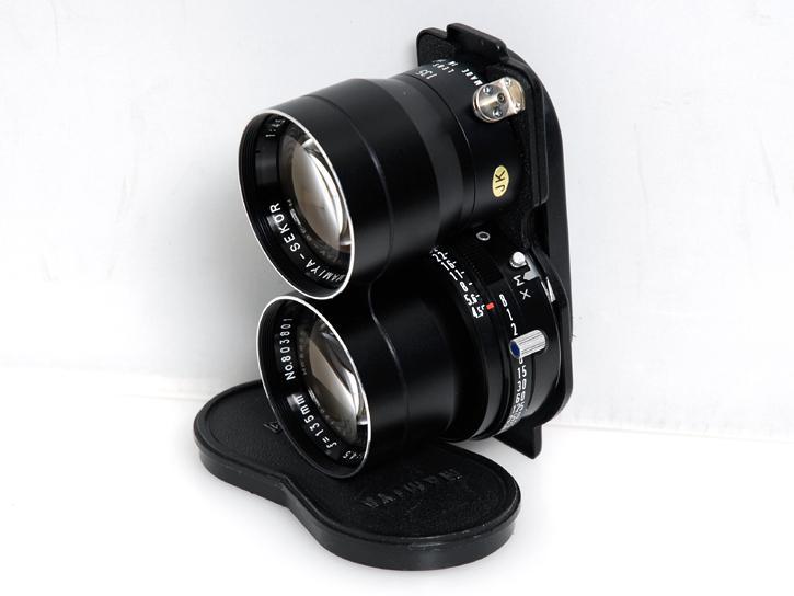 C用セコール 135mm F4.5