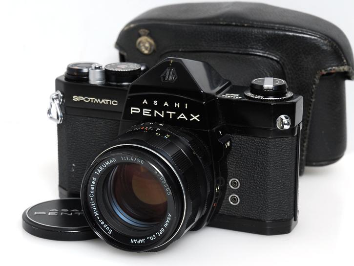 SP (ブラック) SMCT50mm F1.4付