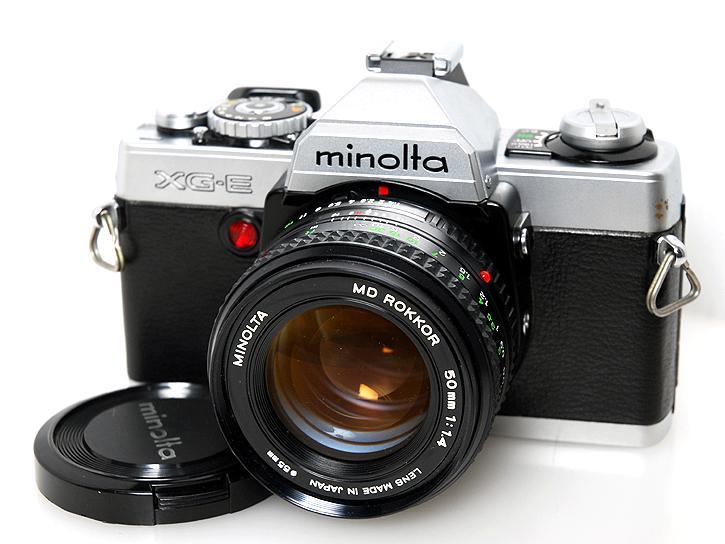 XG-E MD50mm F1.4