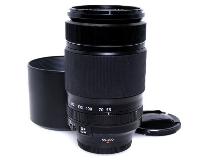 フジノンレンズ XF55-200mmF3.5-4.8 R LM OIS