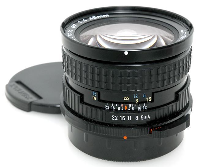 SMC PENTAX67 45mmF4