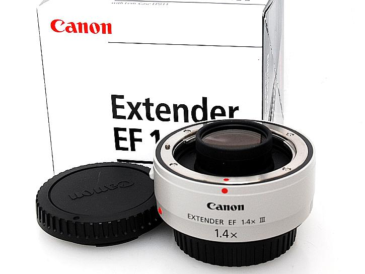 エクステンダー EF1.4×III