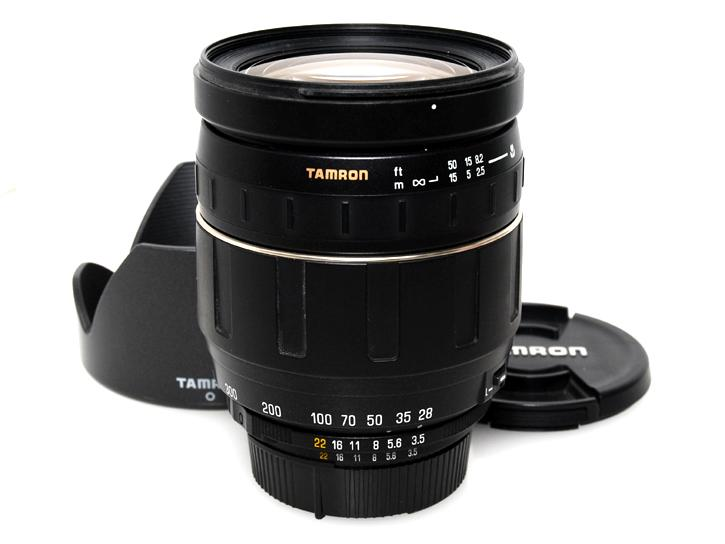 "AF28-300mm F3.5-6.3LDマクロ ""185D"" (ニコンマウント)"