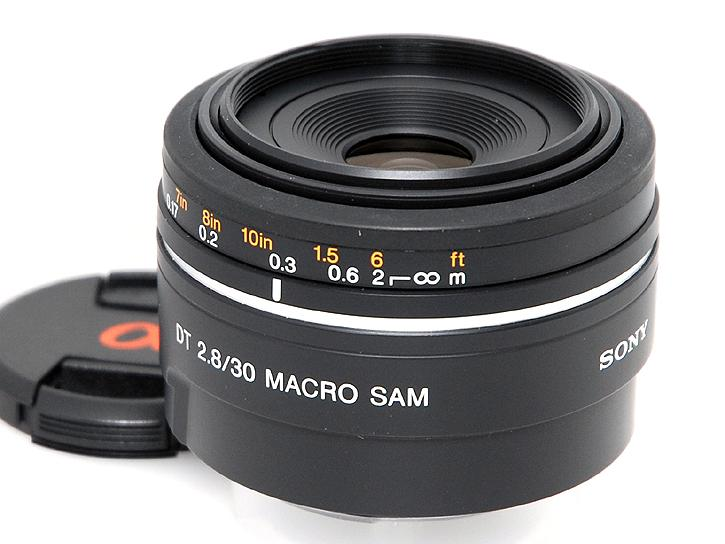 DT 30mm F2.8 Macro SAM SAL30M28