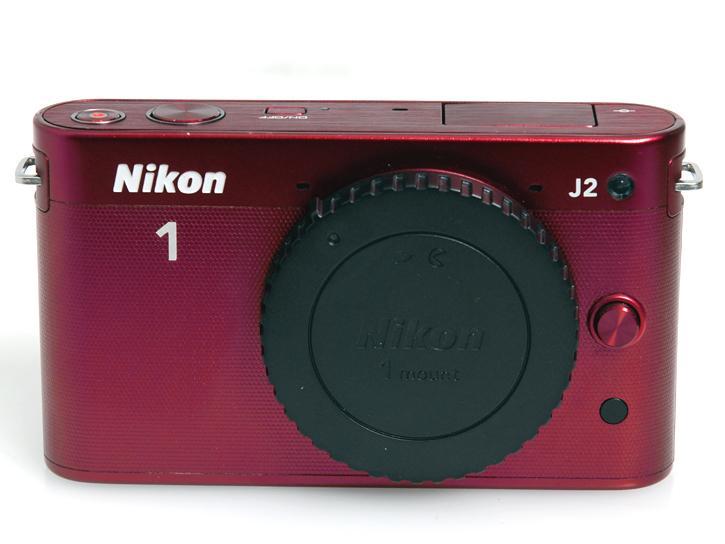 Nikon 1 J2 [レッド]