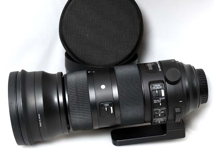 150-600mm F5-6.3 DG OS HSM Sports [キヤノン用]