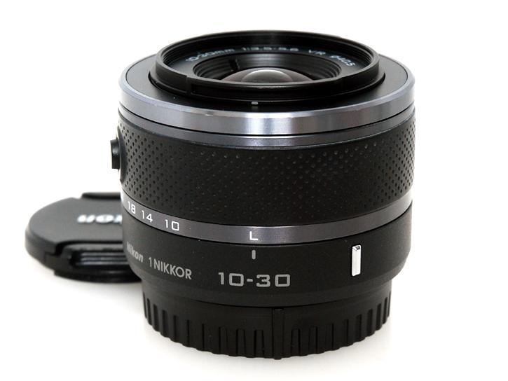 1 NIKKOR VR 10-30mm f/3.5-5.6 (黒)