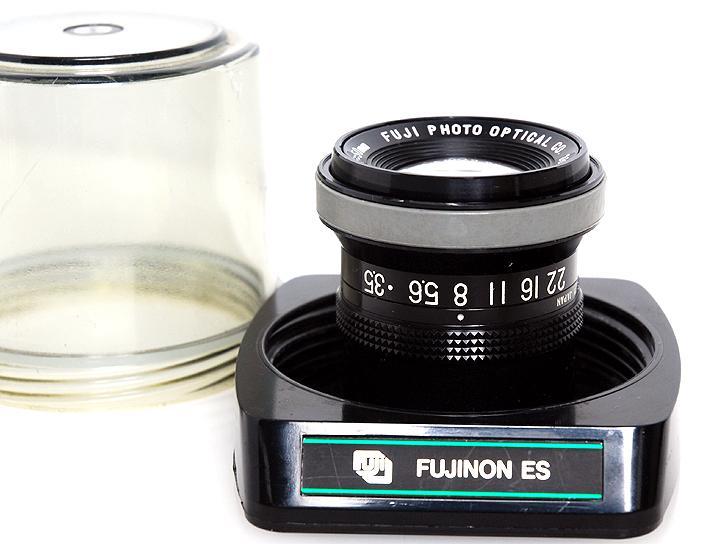 フジノン E 50mm F3.5