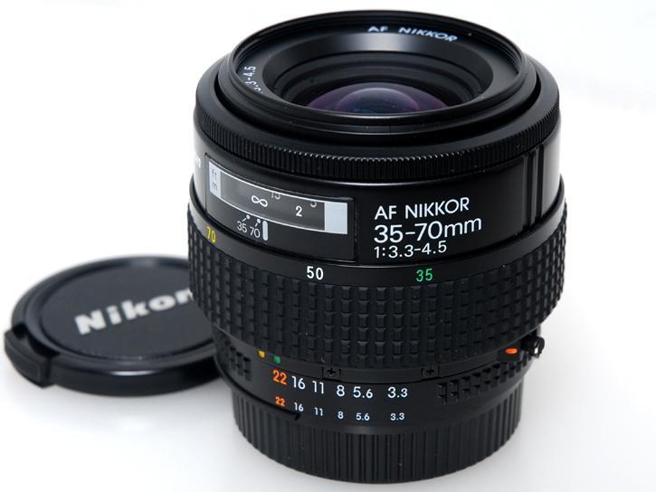 AF35-70mm F3.3-4.5