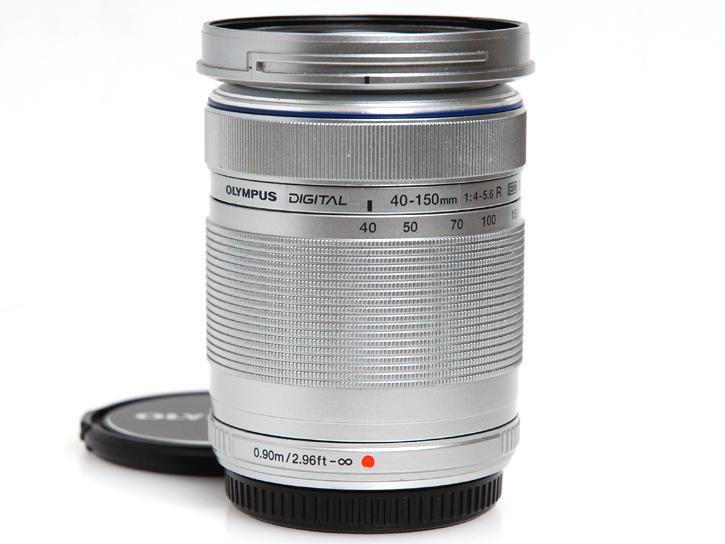 M.ZUIKO DIGITAL ED 40-150mm F4.0-5.6 R [シルバー]