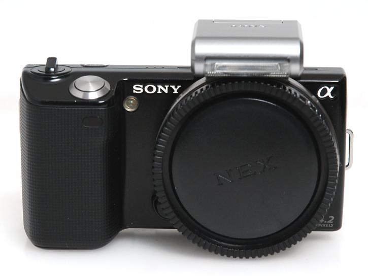 NEX-5 (ブラック)