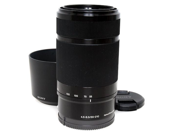 E 55-210mm F4.5-6.3 OSS SEL55210 (B) [ブラック]