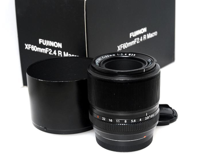フジノン XF60mmF2.4R Macro