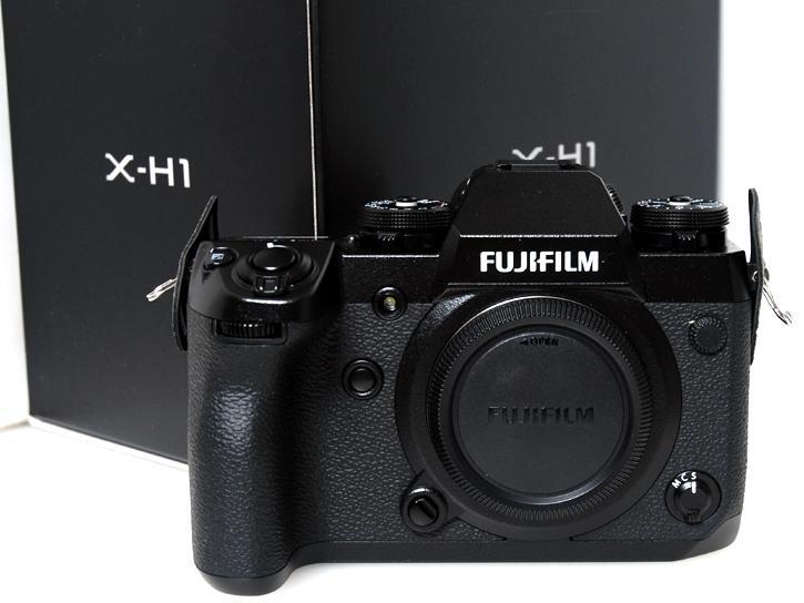 FUJIFILM X-H1 ボディ