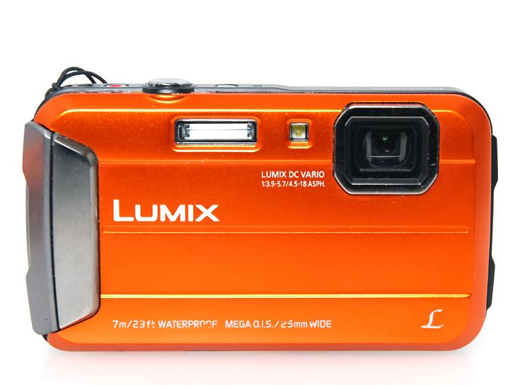 LUMIX DMC-FT25-R [レッド]