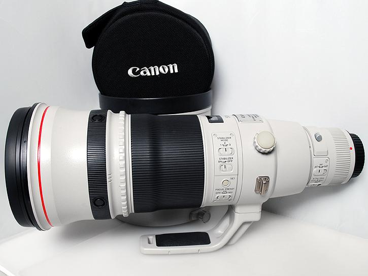 EF500mm F4L IS II USM