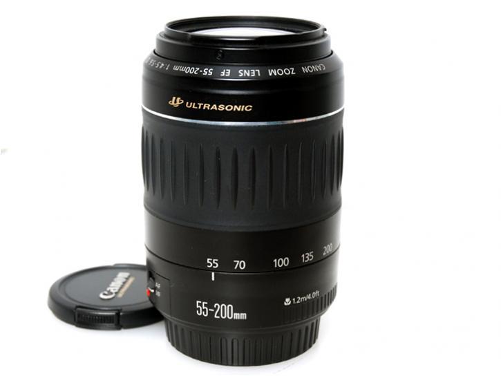 EF55-200mm F4.5-5.6 �U USM