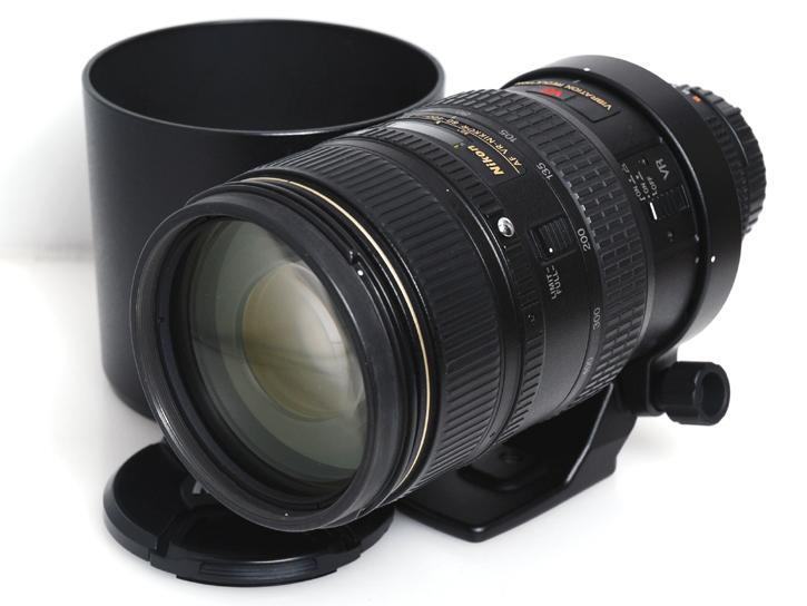 Ai AF VR Zoom Nikkor ED 80-400mm F4.5-5.6D