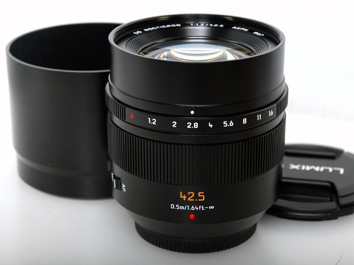 LEICA DG NOCTICRON 42.5mm/F1.2 ASPH./POWER O.I.S. H-NS043【マイクロフォーサーズ】