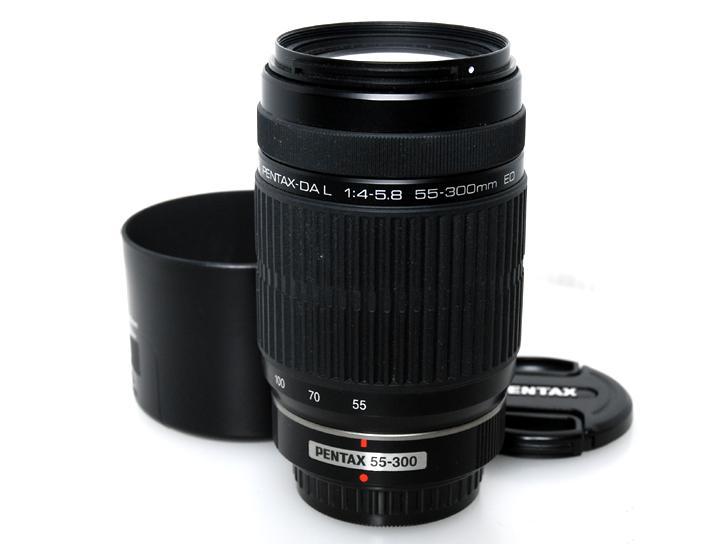 smc P-DA L 55-300mmF4-5.8 ED