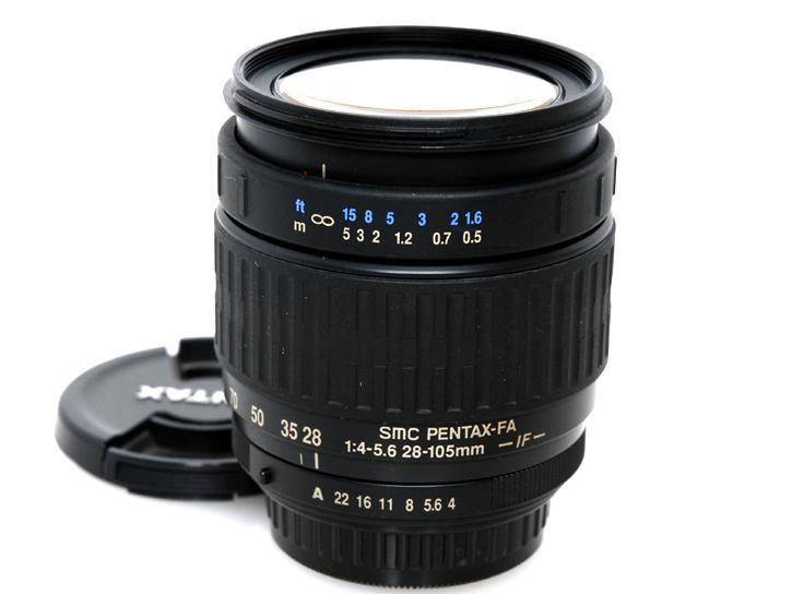 SMCP-FA28-105mm F4-5.6 IF