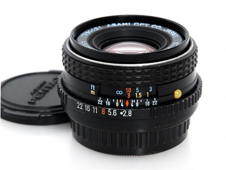 SMCP-M 28mm F2.8