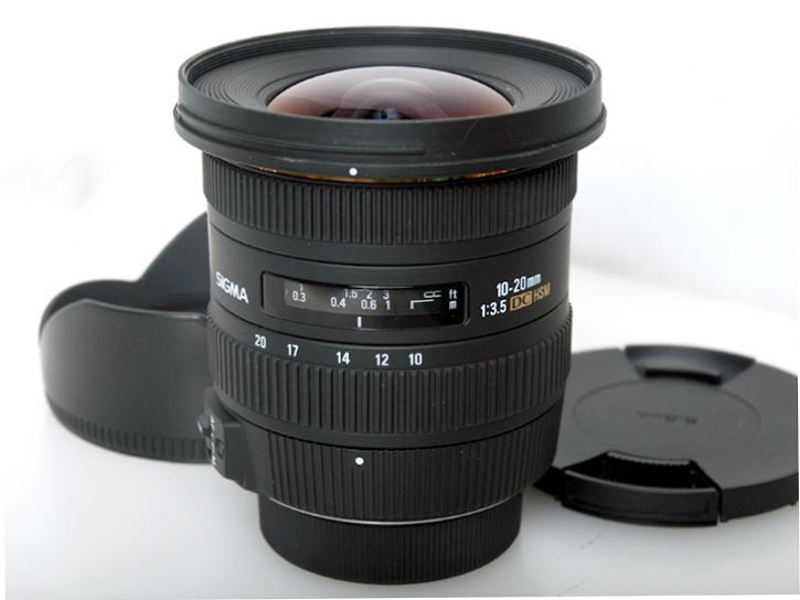 10-20mm F3.5 EX DC HSM (ニコン用)