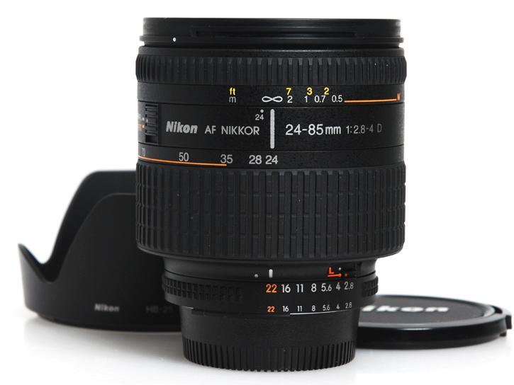 Ai AF Zoom-Nikkor 24-85mm f/2.8-4D IF