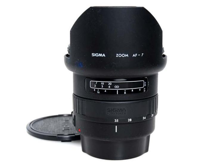 AF 21-35mm F3.5-4.2 Canon EF用